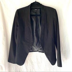 Pristine Black Blazer